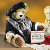 Richard Wagner 40 cm Teddybär von Hermann-Coburg