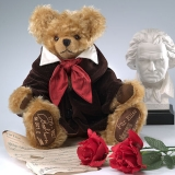 Ludwig van Beethoven 40 cm Teddybär von Hermann-Coburg