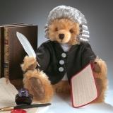 Johann Sebastian Bach 40 cm Teddybär von Hermann-Coburg