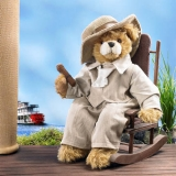 Mark Twain 38 cm Teddy Bear by Hermann-Coburg