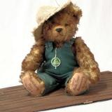 Huckelberry Finn 34 cm Teddybär von Hermann-Coburg