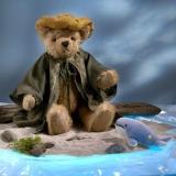 Jonah und der Walfisch 40 cm Teddy Bear by Hermann-Coburg