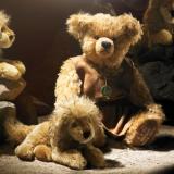 Daniel in der Löwengrube 39 cm Teddybär von Hermann-Coburg