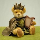 König David 39 cm Teddybär von Hermann-Coburg