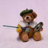 Little Autumn Elf  18 cm Teddy Bear by Hermann-Coburg