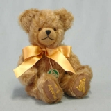 AquariusStar Sign Teddybear 23 cm Teddy Bear by Hermann-Coburg