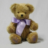ScorpioStar Sign Teddybear 23 cm Teddy Bear by Hermann-Coburg