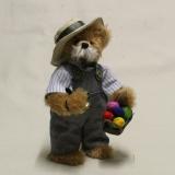 The Eggman 36 cm Teddy Bear by Hermann-Coburg