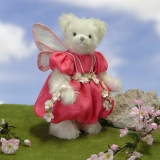 Cherry Blossom Fairy 32 cm Teddy Bear by Hermann-Coburg