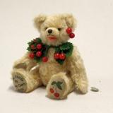 Kleine Kirsche My Sweet Cherry 32 cm Teddybär von Hermann-Coburg