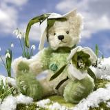 Schneeglöckchen - Snowdrop 35 cm Teddybär von Hermann-Coburg