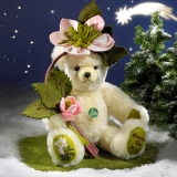 Christrose  Christmas Rose 35 cm Teddy Bear by Hermann-Coburg