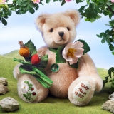 Heckenrose Wild Rose 35 cm Teddy Bear by Hermann-Coburg