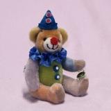 Kleiner Karnevals-Teddy Helau 18 cm Teddy Bear by Hermann-Coburg