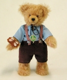 Hansel 30 cm Teddy Bear by Hermann-Coburg