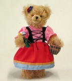 Gretel 30 cm Teddy Bear by Hermann-Coburg