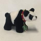 Classic Miniatur Panda Banana 12 cm Teddybär von Hermann-Coburg