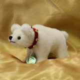 Advents Hanni 34 cm Teddy Bear by Hermann-Coburg