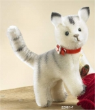 Katze 12 cm Teddy Bear by Hermann-Coburg