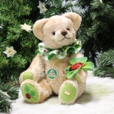 My Lucky Bear 2021 26 cm Teddy Bear by Hermann-Coburg