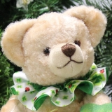 My Lucky Bear 2021 26 cm Teddy Bear by Hermann-Coburg