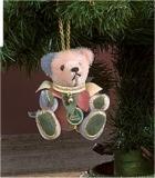 Jester 11 cm Teddybär von Hermann-Coburg