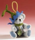 Blue Bell 11 cm Teddybär von Hermann-Coburg