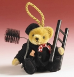 Lucky Chimney Sweep 11 cm Teddybär von Hermann-Coburg