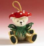 Glückspilz 11 cm Teddybär von Hermann-Coburg