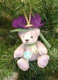 Violet 11 cm Teddybär von Hermann-Coburg