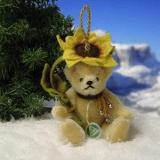 Sonnenblume 11 cm Teddybär von Hermann-Coburg
