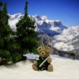 Bärenstopfer 11 cm Teddybär von Hermann-Coburg
