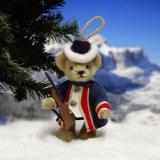 Toy Soldier 11 cm Teddybär von Hermann-Coburg