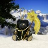 Kleiner Stern von Bethlehem 11 cm Teddybär von Hermann-Coburg