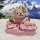 Sleeping Beauty 11 cm Teddy Bear by Hermann-Coburg