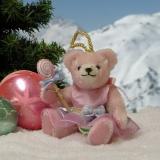 Sugar Girl Candy with Lollipop 11 cm Teddy Bear by Hermann-Coburg