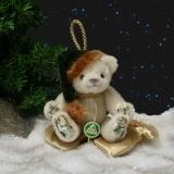 Little Star Rider - Kleiner Sternenreiter 11 cm Teddy Bear by Hermann-Coburg