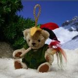 Papageno 11 cm Teddy Bear by Hermann-Coburg