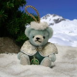 Winter Wonderland 11 cm Teddy Bear by Hermann-Coburg