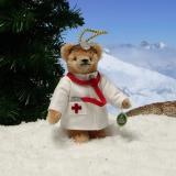 Doctor of Medicine Teddy 14 cm Teddy Bear by Hermann-Coburg