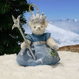 Little Ice Princess 14 cm Teddy Bear by Hermann-Coburg