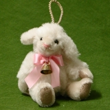 Little Baby Lamb 13 cm Teddy Bear by Hermann-Coburg