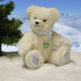 Little Snow Crystal 22 cm Teddy Bear by Hermann-Coburg
