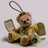 Little Angel's Joy 13 cm Teddy Bear by Hermann-Coburg