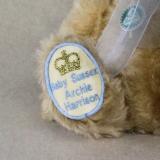 Royal Baby Sussex 33 cm Teddy Bear by Hermann-Coburg